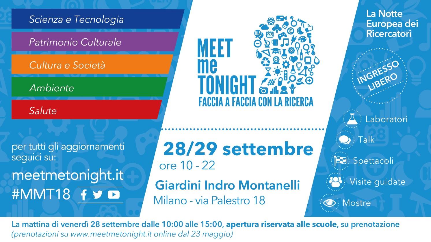MeetMeTonight @ Milano | Lombardia | Italia