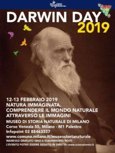 Darwin day 2019 @ Museo di Storia Naturale